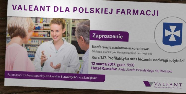 Valeant dla Polskiej Farmacji 2017