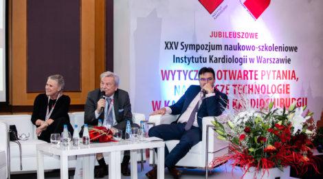 Jubileuszowe Sympozjum Instytutu Kardiologii za nami!