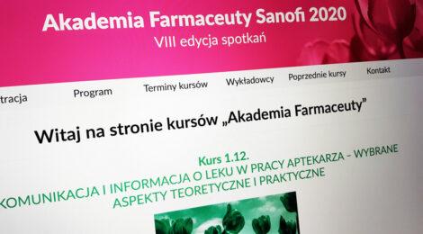 Akademia Farmaceuty 2020