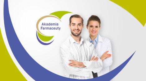 Pierwsze kursy Akademii Farmaceuty już on-line!