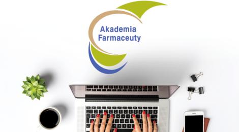 Pierwszy webinar Akademii Farmaceuty zakończony - zapraszamy na kolejne!